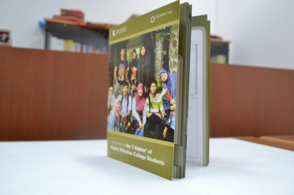 Buku Agenda 7 Habits